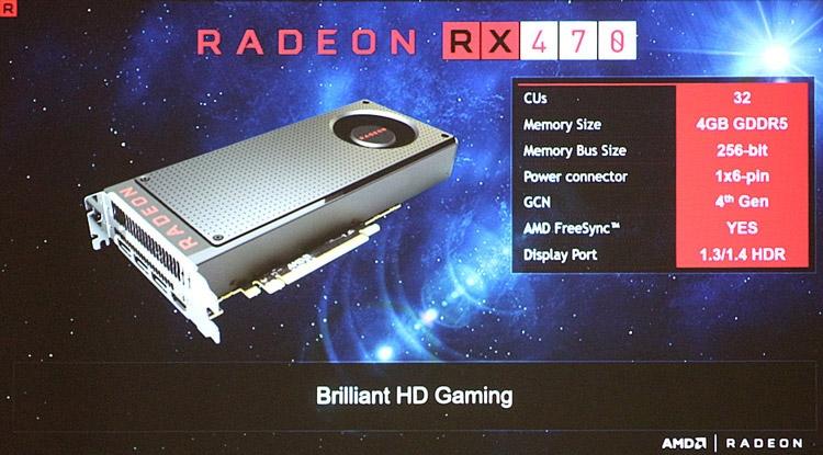 Предварительные сроки анонса видеокарт Radeon RX 470 и RX 460