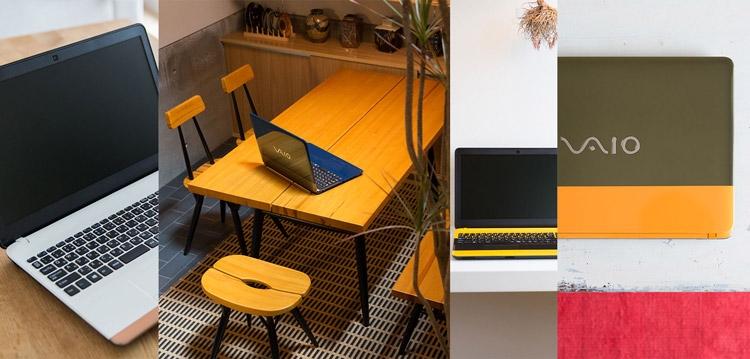 Ноутбук VAIO C15