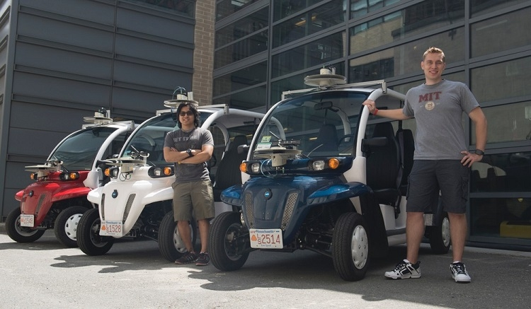 Ford и MIT анонсировали платформу райдшеринга
