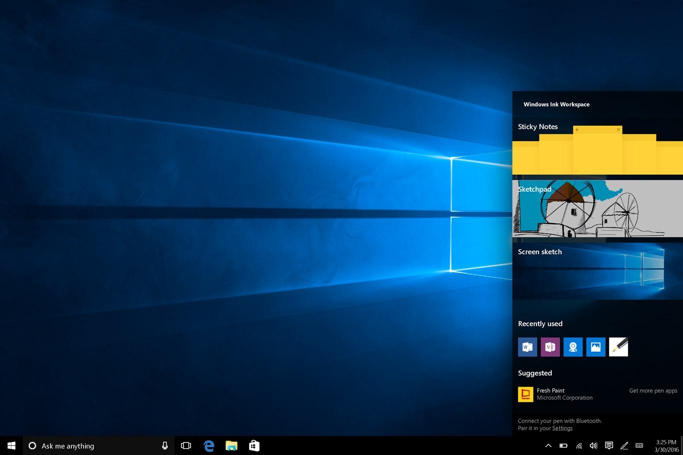 Windows 10 1 6 for Window design ms
