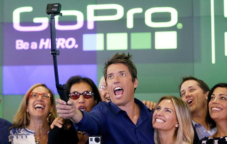 камера gopro hero5 получить поддержку gps