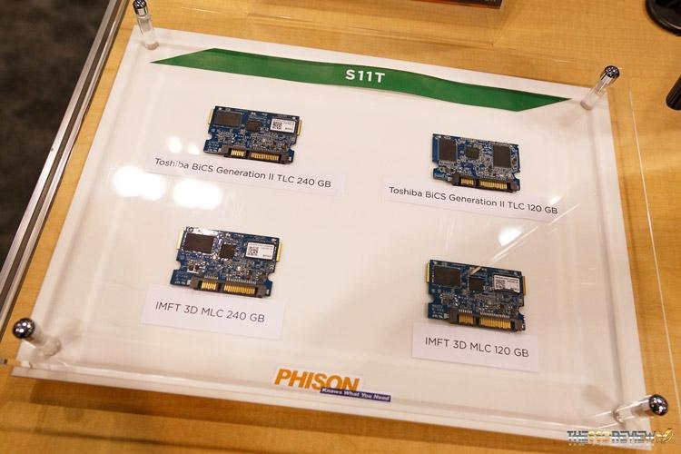 Гибкость в применении — одна из особенностей Phison S11T