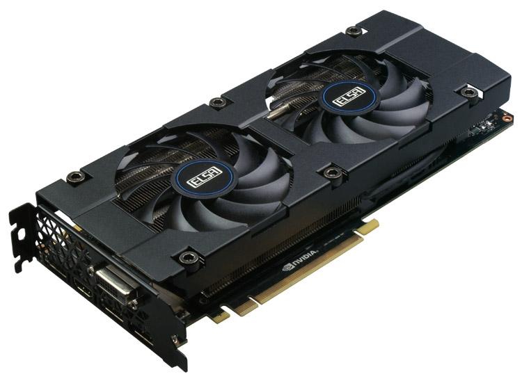 Видеокарта ELSA GeForce GTX 1080/1070 S.A.C