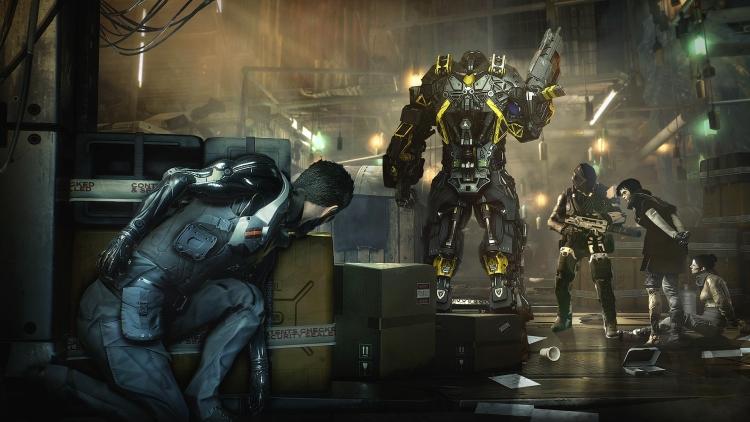Deus Ex: Mankind Divided выйдет на Linux 3 ноября