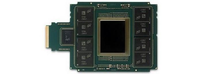 Процессор Xeon Phi с интегрированной памятью и интерфейсом Omni-path