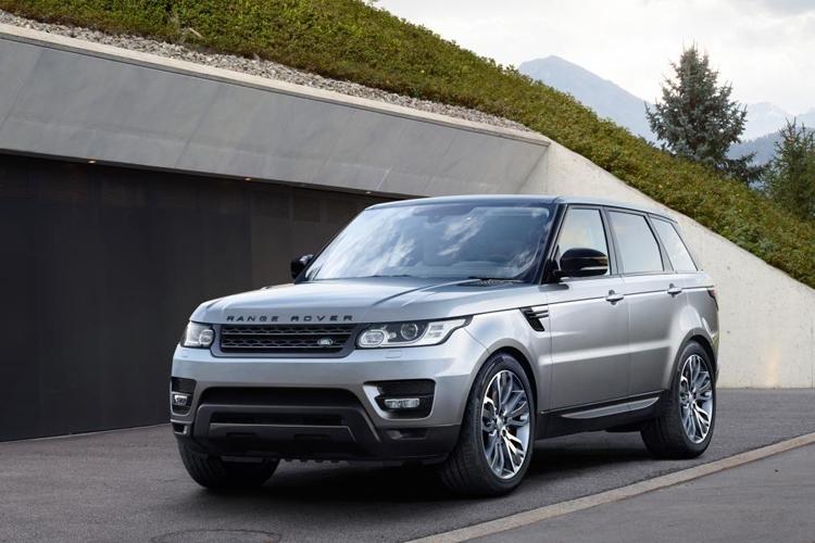 Range Rover Sport: дополнительные технологии идва новых силовых агрегата