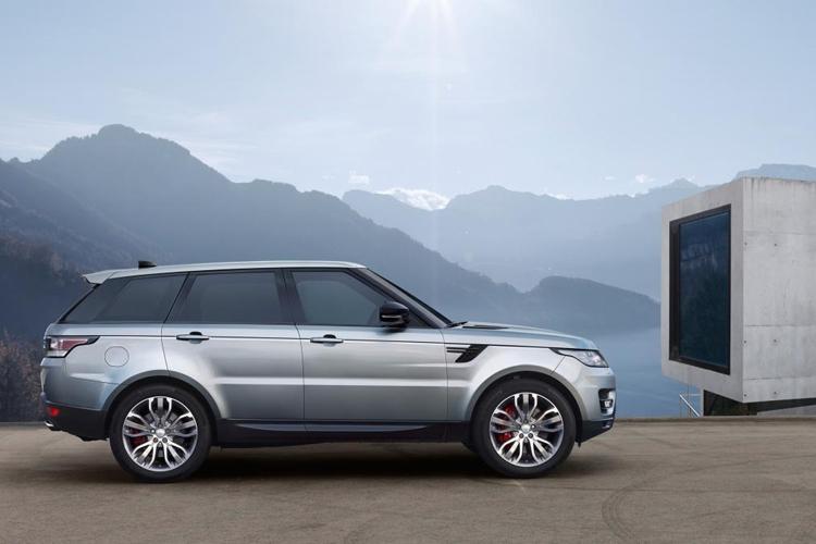 Дополнительные технологии идва новых мотора — Range Rover Sport