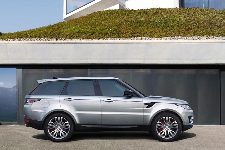 Ленд Ровер поведал оновшествах, появившихся вобновленном Range Rover Sport