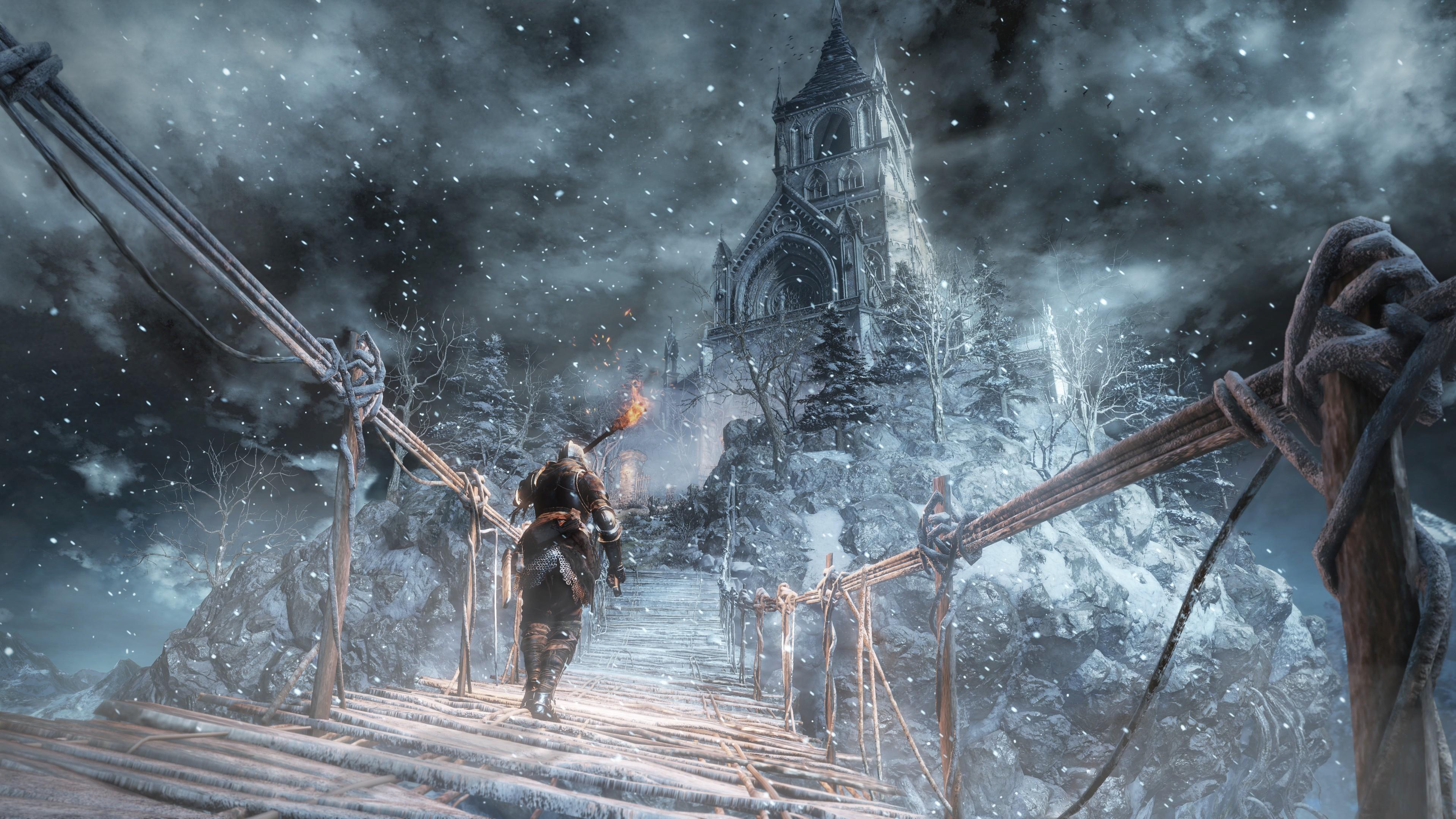 FromSoftware раскрыла дату выхода первого дополнения для Dark Souls III