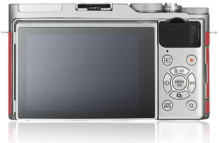 """Fujifilm представила системную камеру X-A3 с новой матрицей и сенсорным дисплеем"""""""