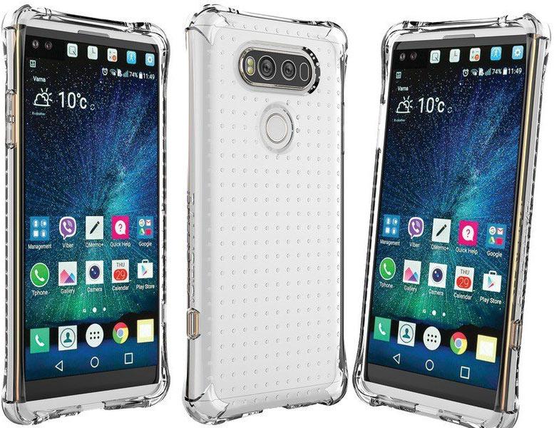 Утечка облика LG V20 подтверждает наличие второго экрана