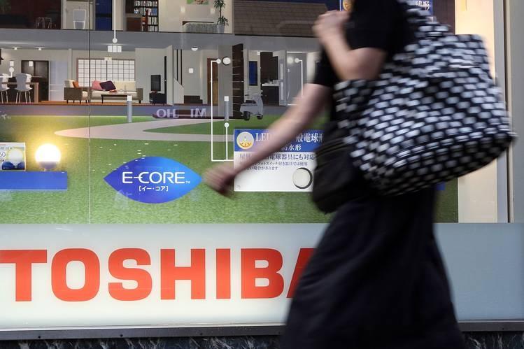 """Против Toshiba подан иск на $119 млн за многолетнее сокрытие убытков"""""""