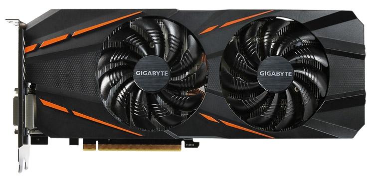 Видеокарта Gigabyte GeForce GTX 1060 D5 3G