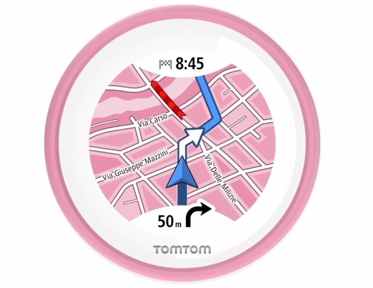 """IFA 2016: Необычный GPS-навигатор TomTom VIO для скутеров"""""""