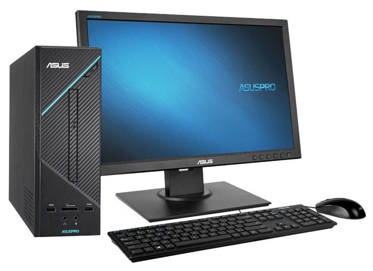 Стартовали продажи бизнес-десктопа ASUS D320SF