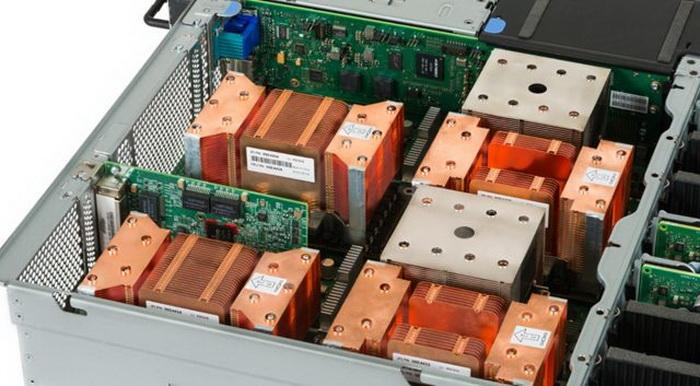 IBM S822LC for High Performance Computing: два процессора и четыре ускорителя GP100
