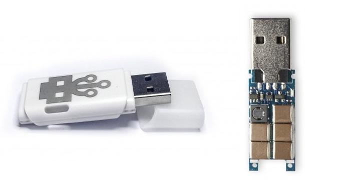 USB Kill 2.0 выглядит как обычная флешка