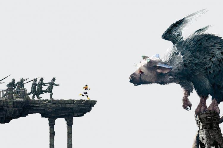 Приключение The Last Guardian отправлено на золото