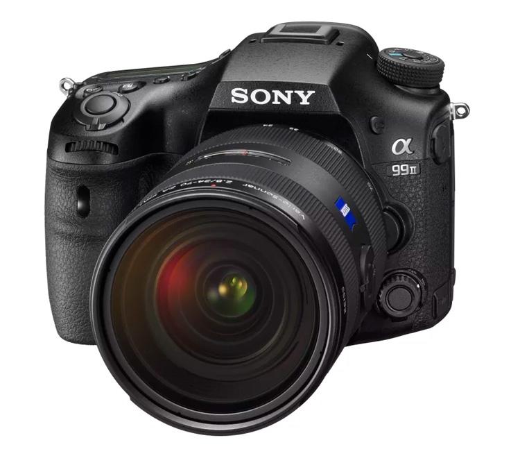 Sony α99 II: полнокадровая 42-Мп камера с функцией 4K-видеозаписи и 5-осевым стабилизатором