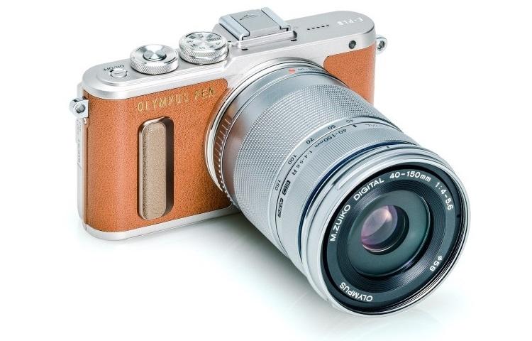 Olympus PEN E-PL8: беззеркальная камера начального уровня