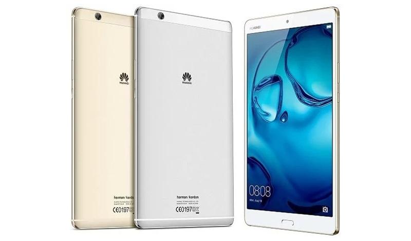 Huawei MediaPad M3 � ����������� ����