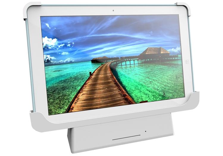 """ECSmPad: планшет с 12"""" дисплеем и процессором Intel Cherry Trail"""""""