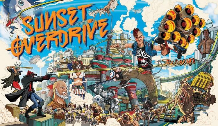 Insomniac Games хотела бы выпустить шутер Sunset Overdrive на ПК