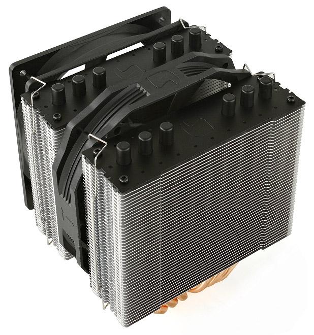Кулер Silentium PC Grandis 2 XE1436