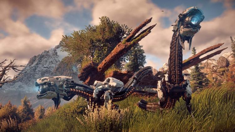 Авторы Horizon Zero Dawn о развлечениях в открытом мире игры