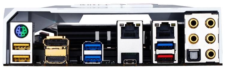 Материнская плата Gigabyte GA-Z170X-Gaming 7 rev. 1.1