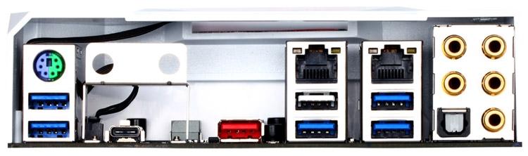 Материнская плата Gigabyte GA-X99-Ultra Gaming rev. 1.1