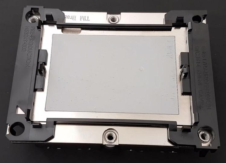 Intel LGA3647 - кулер
