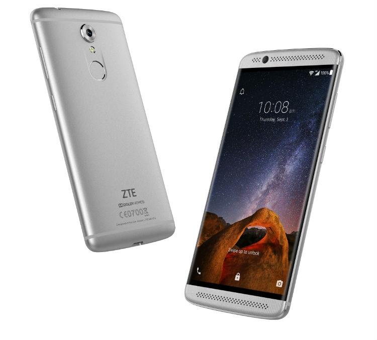 В России поступили в продажу смартфоны ZTE AXON 7 и AXON 7 mini