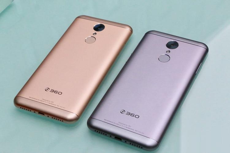 Дебют смартфона 360 N4A: металлический корпус и экран формата 1080p