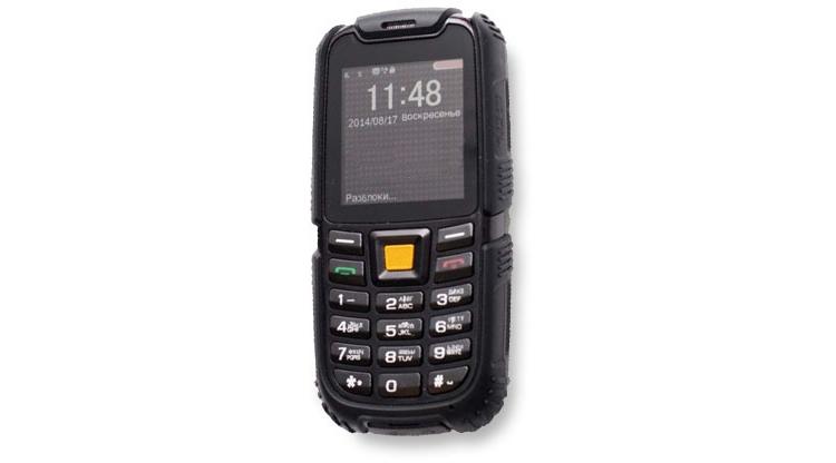 Сделано в России: взрывозащищенный мобильный телефон КТГ-СТ