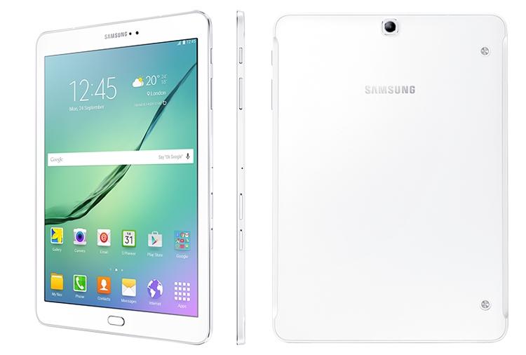 Планшет Samsung Galaxy Tab S3 дебютирует в начале 2017 года
