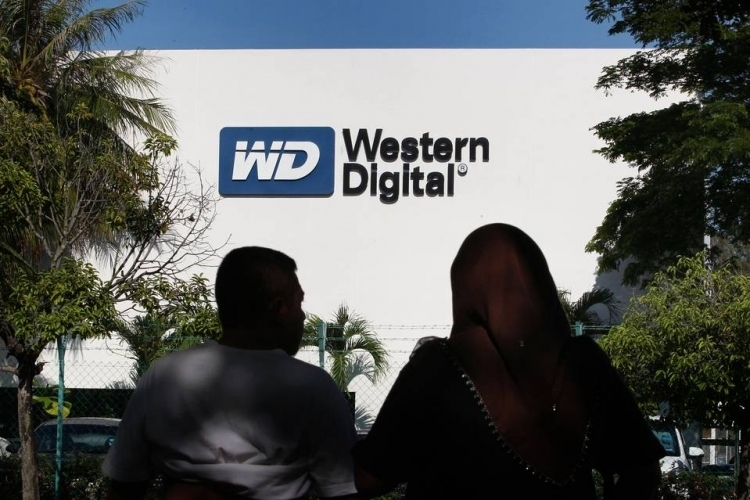 Поставки гелиевых жёстких дисков Western Digital перевалили за 10 млн
