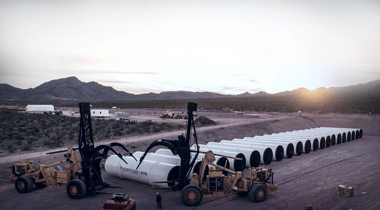 Hyperloop One привлекла $50 млн инвестиций и готовится к полномасштабным испытаниям вакуумного поезда