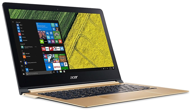 Ноутбуки Acer Swift 3 иSwift 7 поступили в реализацию