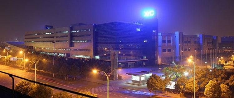 Через год в Китае стартует массовое производство «национальной» 3D NAND