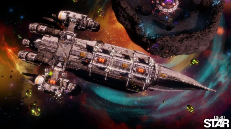 Серверы Dead Star закроют в ноябре, игра снята с продажи