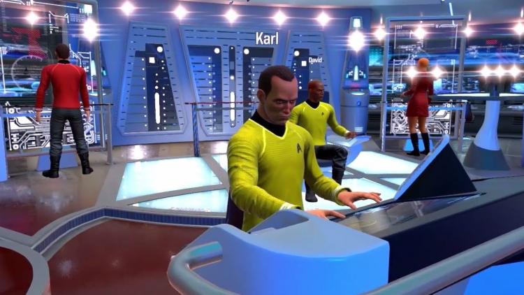Ubisoft отложила релизStar Trek: Bridge Crew