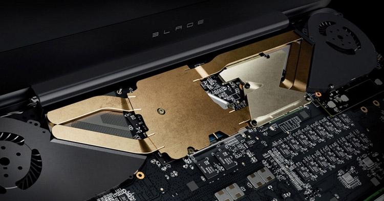 Razer представила новый игровой ноутбук Razer Blade Pro