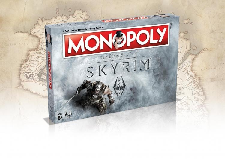 Официальная «Монополия» по Skyrim выйдет в 2017 году