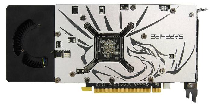 Видеокарта Sapphire Radeon RX 470D Platinum