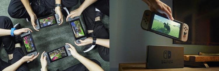 Какие игры можно смело ждать на Nintendo Switch?