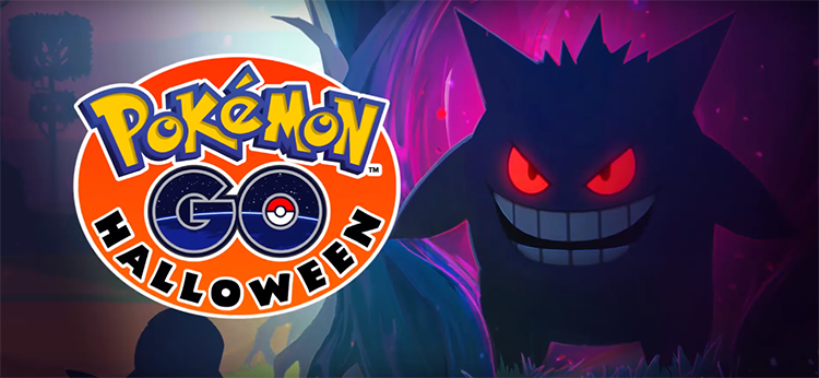 В Pokemon Go пройдёт Хеллоуин