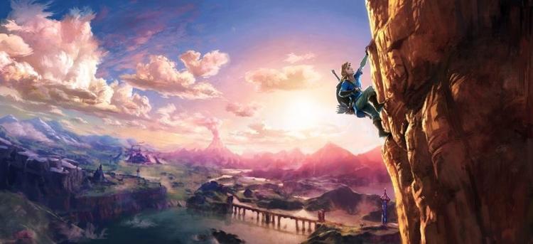 Видео: более получаса геймплеяThe Legend of Zelda: Breath of the Wild