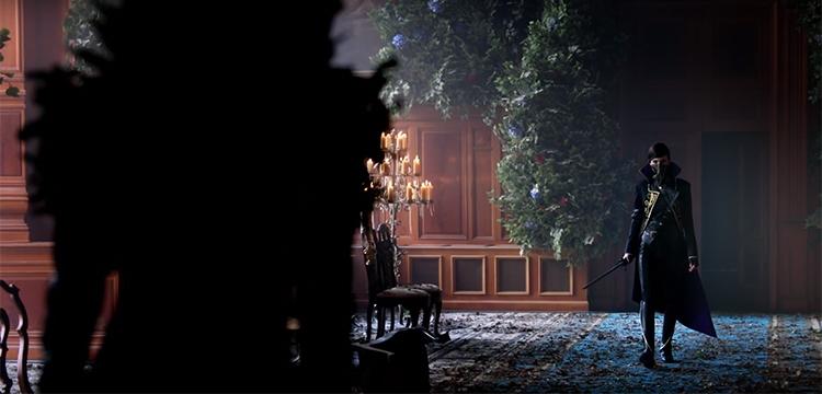 Видео: зрелищный трейлер Dishonored 2 с живыми актёрами