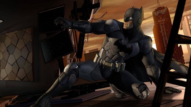 Состоялся релиз третьего эпизода Batman: The Telltale Series